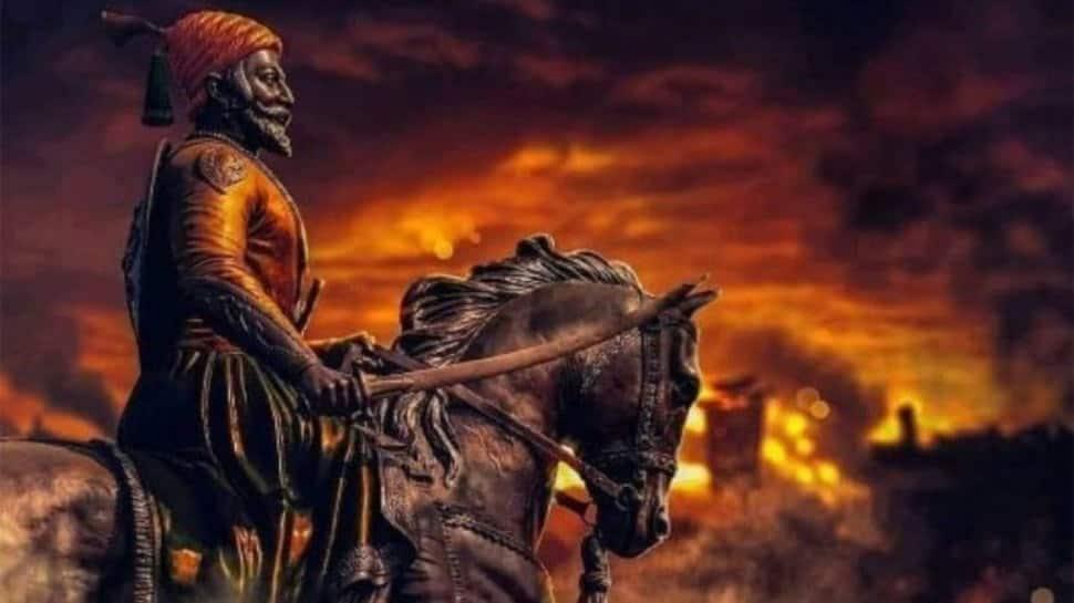 On Chhatrapati Shivaji Maharaj's coronation day anniversary, netizens swell with pride and pay tribute to the great Maratha warrior