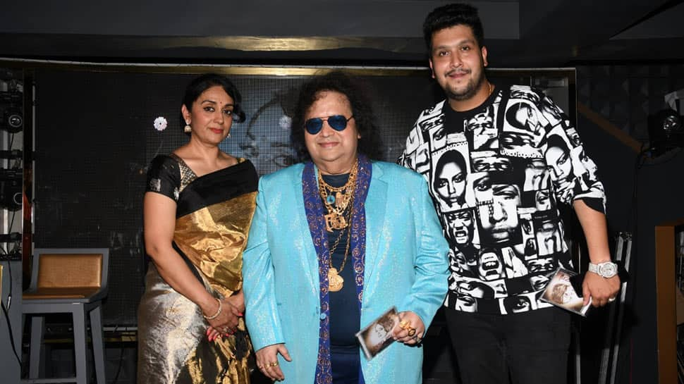 Bappa Lahiri's 'Saath Do' song stars several celebs, sends out positive message amid pandemic crisis - Watch