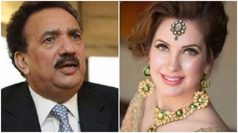 ISI supporter Cynthia D Ritchie guns for Pakistan People's Party leaders, says former minister Rehman Malik raped her
