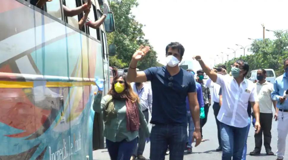 Shiv Sena mocks Bollywood actor Sonu Sood for helping migrants, says he will soon meet PM Narendra Modi