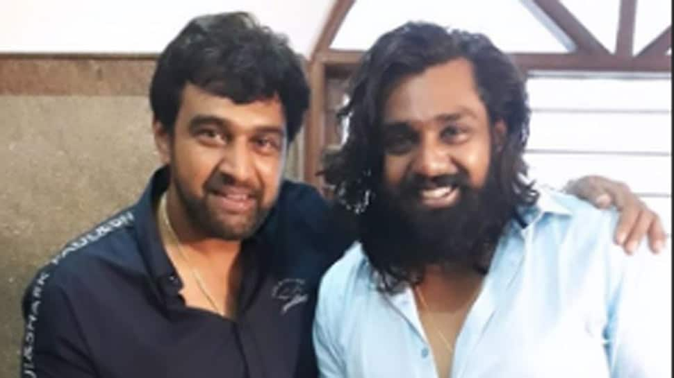 Kannada star Chiranjeevi Sarja's brother Dhruva Sarja shares heartwarming pics with late brother, calls him 'his world'!
