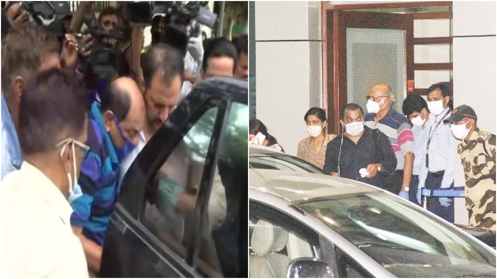 Sushant Singh Rajput's father leaves for Mumbai for last rites along with other family members