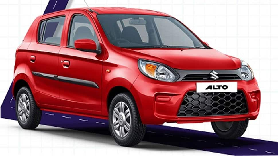 Maruti Suzuki Alto crowned India's best-selling car for 16th consecutive year