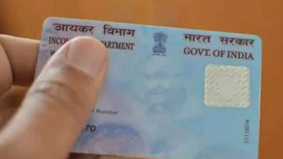 How to link Aadhaar Card with PAN card by SMS – Follow these simple steps | Personal Finance News