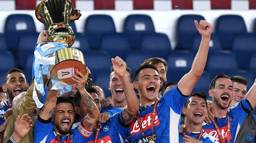 Napoli Beat Juventus 4 2 On Penalties To Win Sixth Italian
