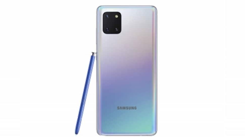 Samsung Galaxy Note10 Lite smartphones get cheaper in India