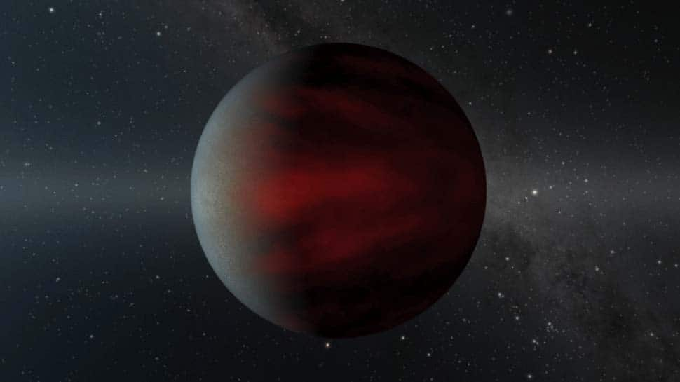 Young giant Jupiter-sized planet HIP 67522 b offers clues to formation of exotic worlds