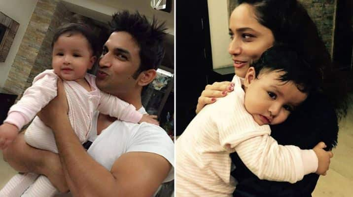 When Sushant Singh Rajput and Ankita Lokhande met MS Dhoni's daughter Ziva in 2015