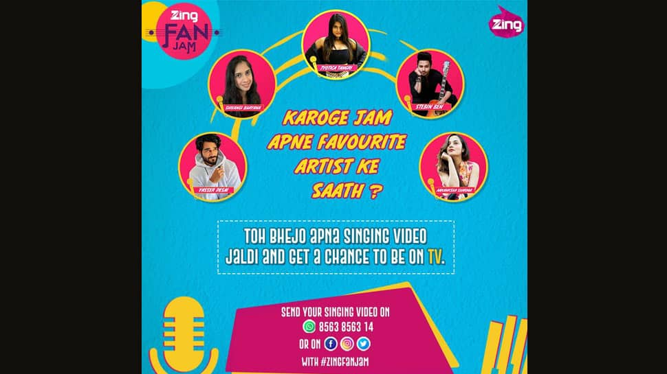 Zing brought together music lovers with their favourite artists to jam on World Music Day