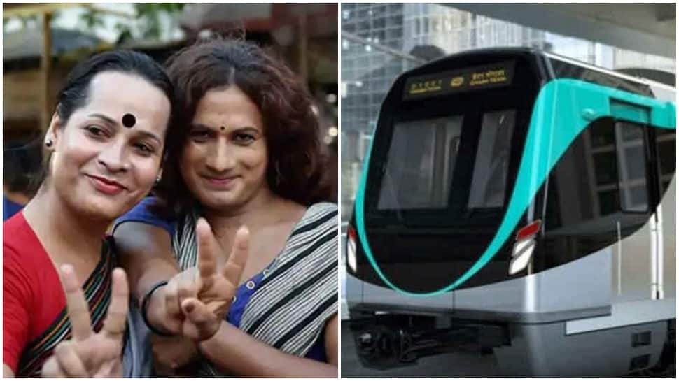Noida Metro dedicates metro station to transgender; names it 'Rainbow' station