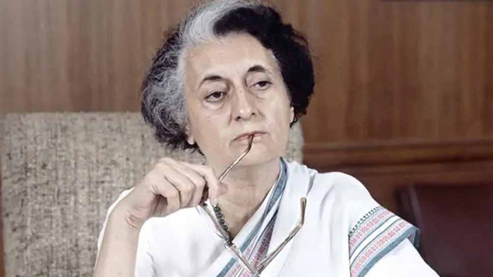 Why did former Prime Minister Indira Gandhi impose Emergency on June 25,  1975 | India News | Zee News