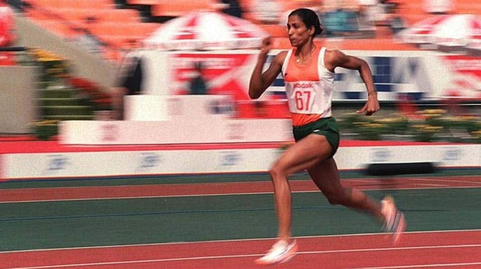India's 'Golden Girl' P.T Usha celebrates 56th birthday