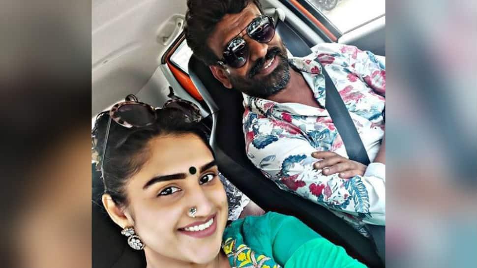 Actress Vanitha Vijaykumar gets married to Peter Paul in Chennai. See pics
