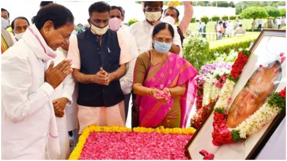 Telangana CM writes to PM Modi to rename Hyderabad Central University as PV Narasimha Rao Central University