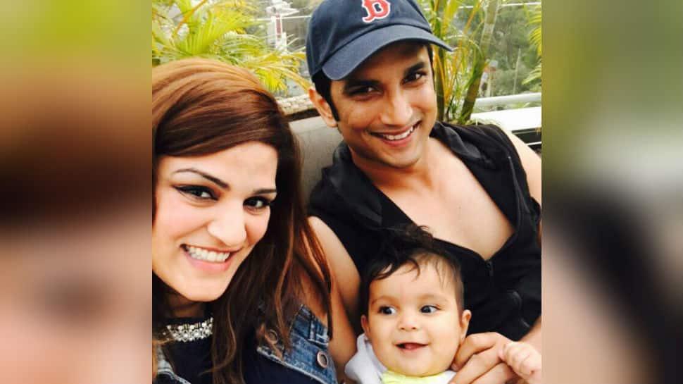 Sushant Singh Rajput's sister Shweta: Hope he always stays happy