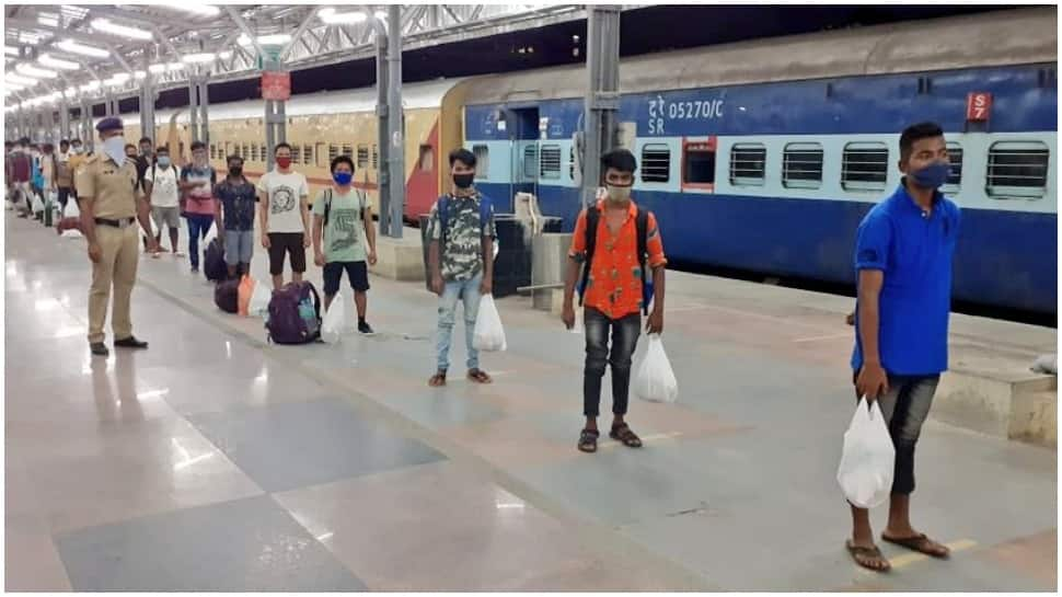 Special trains in Tamil Nadu cancelled from June 29 till July 15 amid rising COVID-19 cases