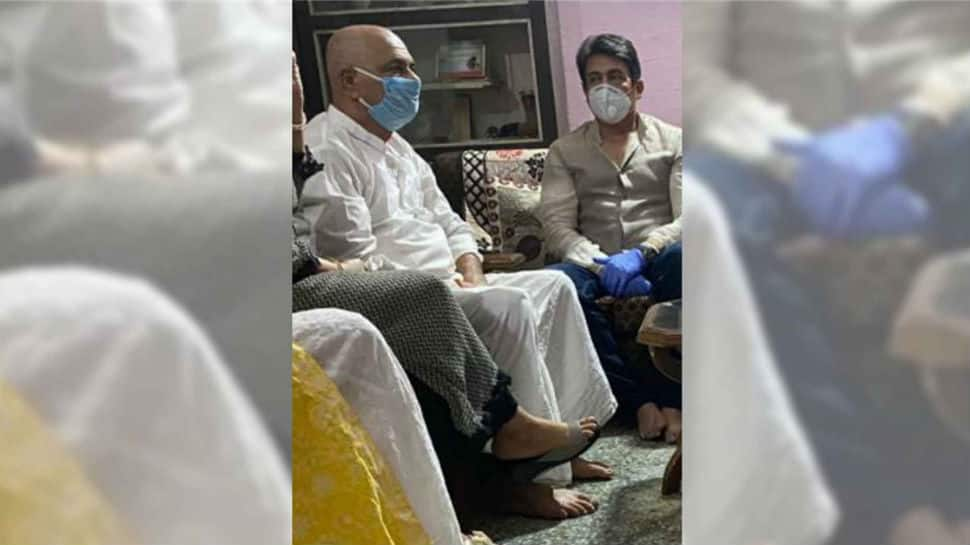 Sushant Singh Rajput's father in state of deep shock, tweets Shekhar Suman after meeting actor's family in Patna