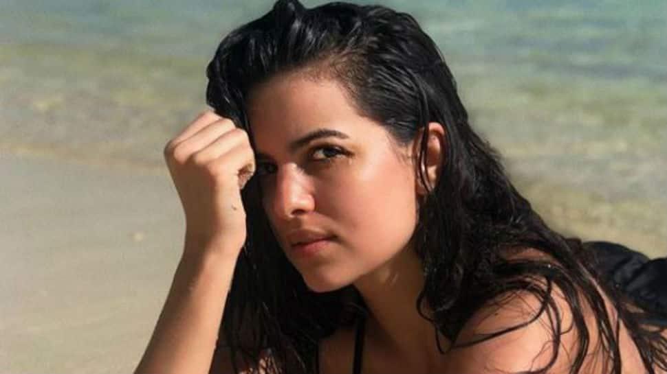 Natasa Stankovic raises the temperature in black bikini in this throwback pic