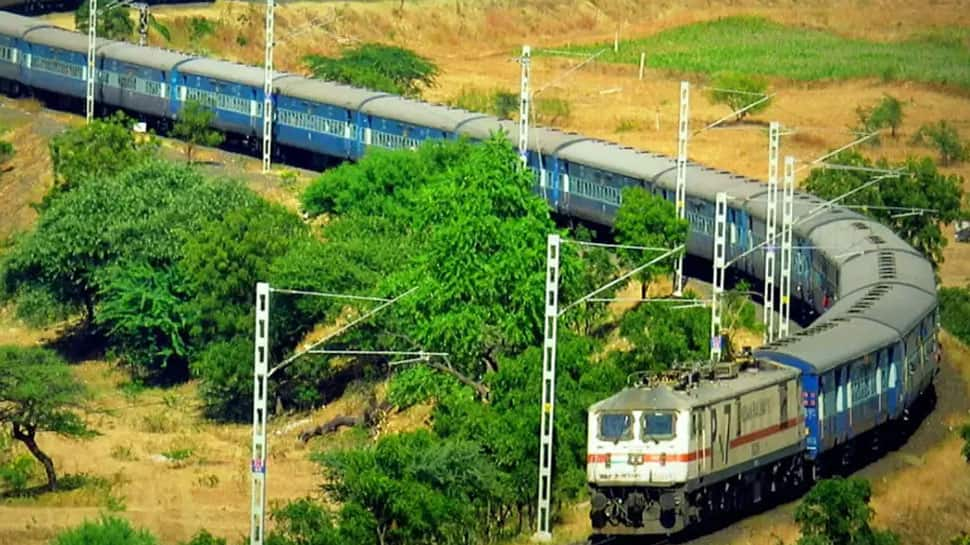 Indian Railways creates history after running three loaded trains joined together in 'Anaconda' formation