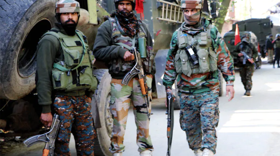 Terrorists attack CRPF patrolling party in Jammu and Kashmir's Sopore, one jawan martyred