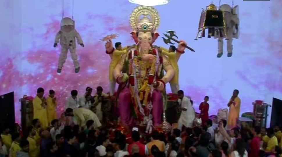 Mumbai's famous Lalbaugcha Raja to not keep Lord Ganesh idol in 2020 due to coronavirus COVID-19 pandemic
