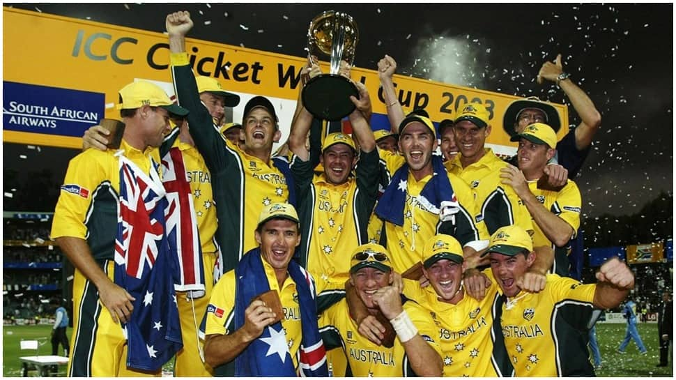 Ricky Ponting shares 'treasured memories' from his three successful World Cup campaigns; see here