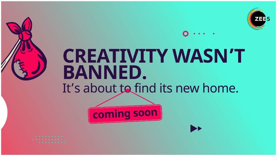 Zee5 to launch HiPi short video platform after India bans China's TikTok