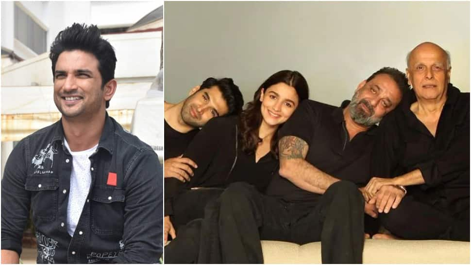 Sushant Singh Rajput's brother-in-law launches Nepometer to track nepotism in Bollywood, shares Alia Bhatt's 'Sadak 2' is 98% nepotistic