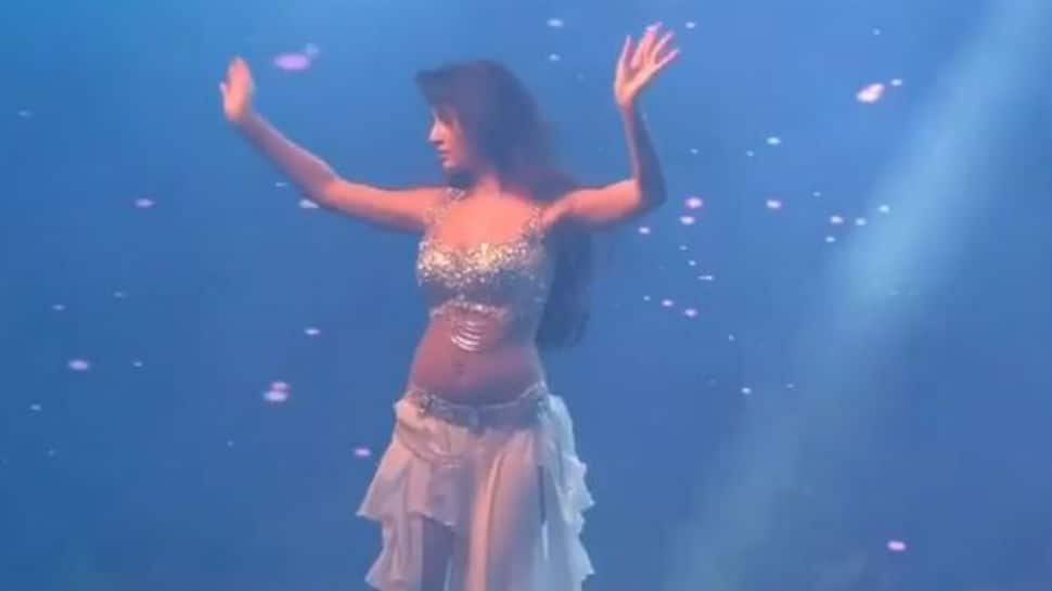 When Nora Fatehi broke the internet with her dance moves at a show and then, 'Dilbar' happened
