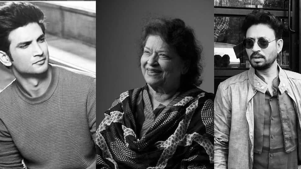 A List Of Celebrities Who Bid Us Goodbye In 2020 Take A Look News Zee News