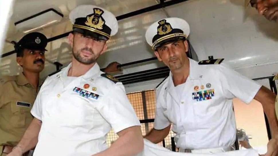 Italian marines case: Centre asks SC to close matter after international tribunal's decision