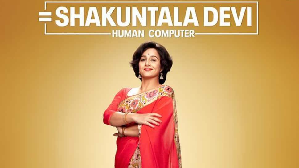 Vidya Balan's 'Shakuntala Devi' biopic to stream on Amazon Prime Video - Check release date
