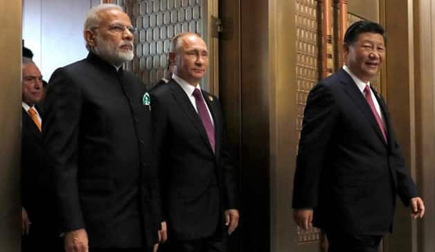 Russia in close touch with India, China over LAC situation