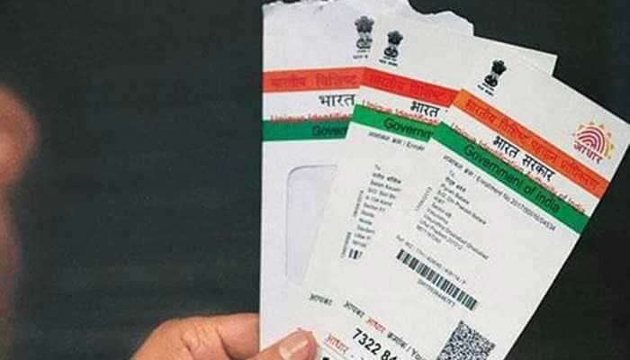 Aadhaar Card Update Order Aadhaar Reprint Delivered To Your Address Within 15 Days Via Speed Post Personal Finance News Zee News