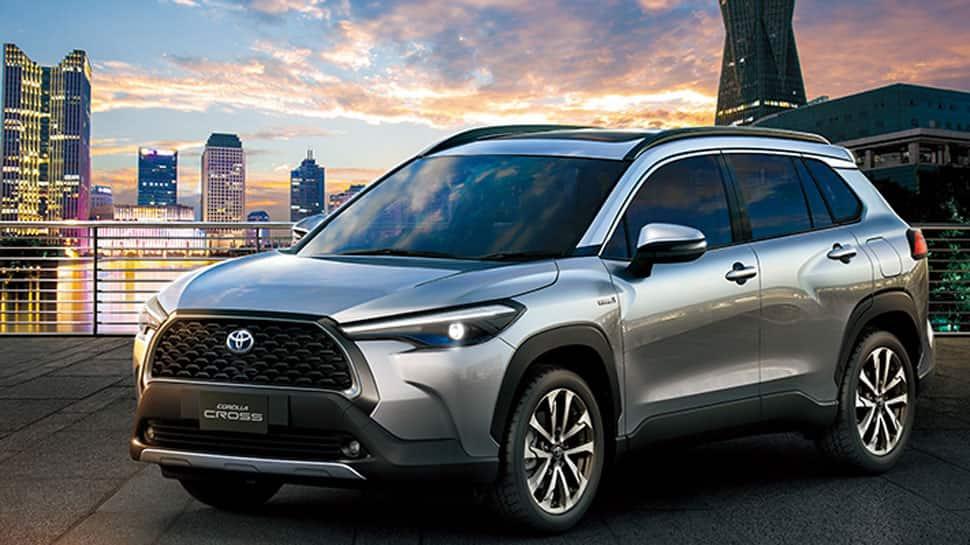 Toyota Corolla Cross compact SUV makes global debut