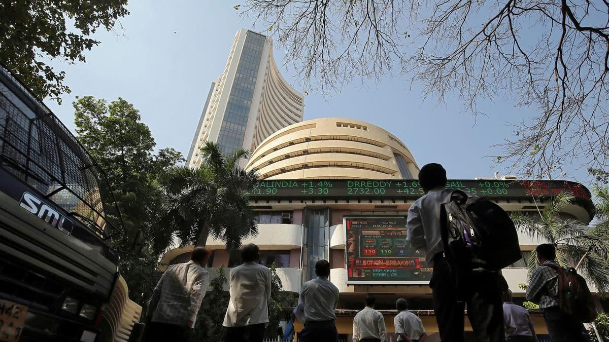 Markets open in red; Sensex down 108 points