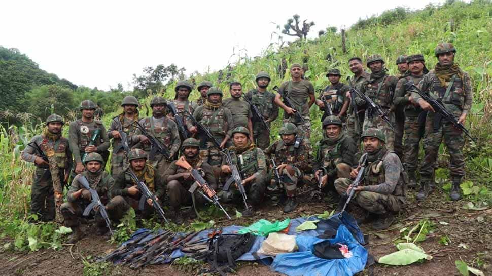 Six NSCN (IM) cadres killed in encounter in Arunachal Pradesh's Khonsa