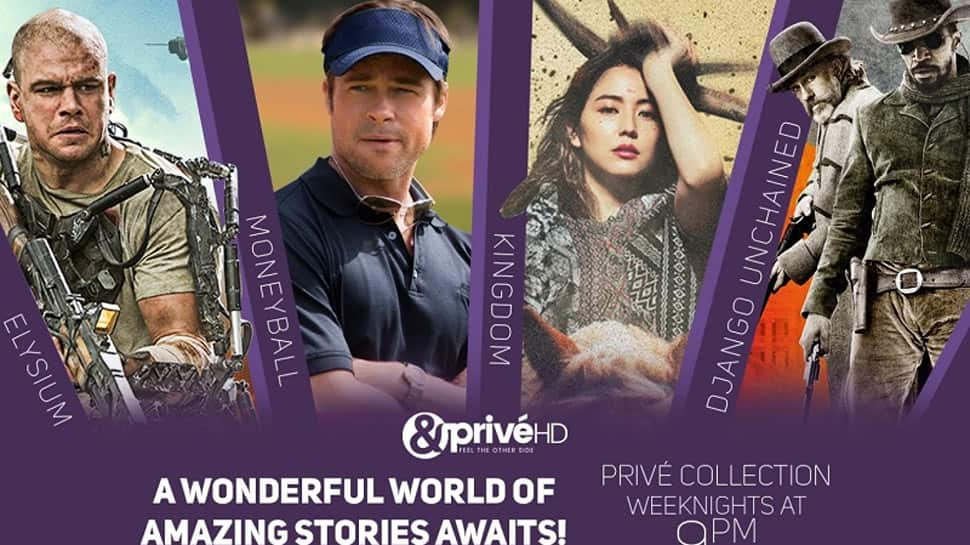 This July, watch amazing stories with Privé Collection on &PrivéHD