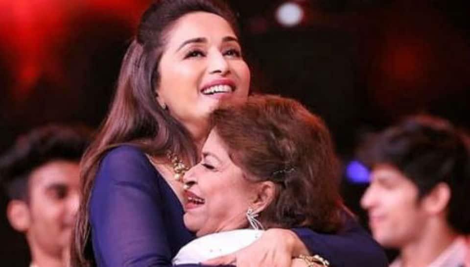 Madhuri Dixit recalls working with late Saroj Khan in 'Devdas'