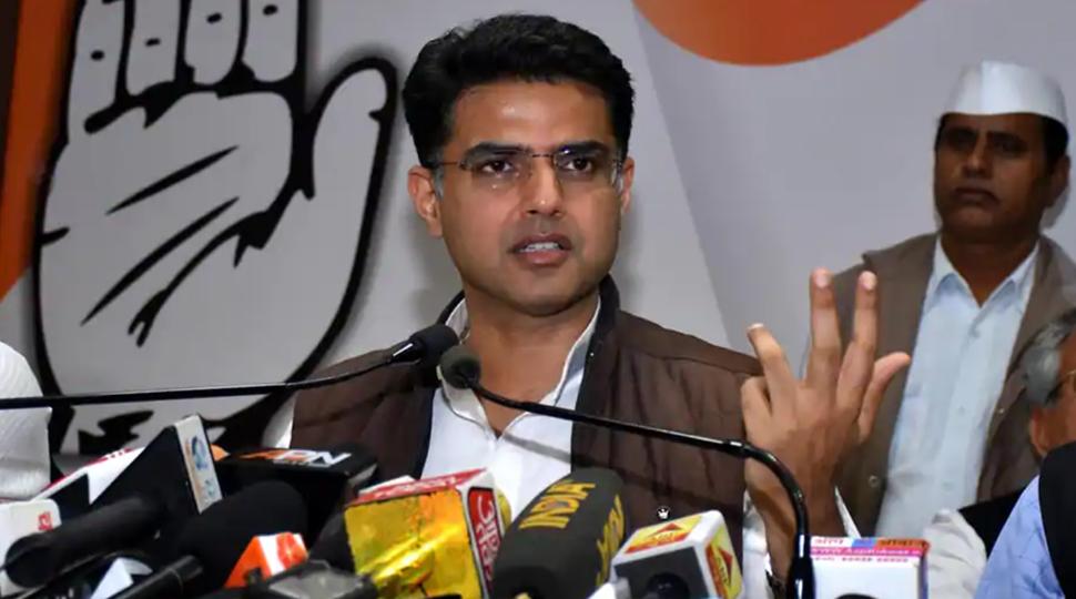 BJP keeping a close eye on Rajasthan Congress crisis and Sachin Pilot's next move