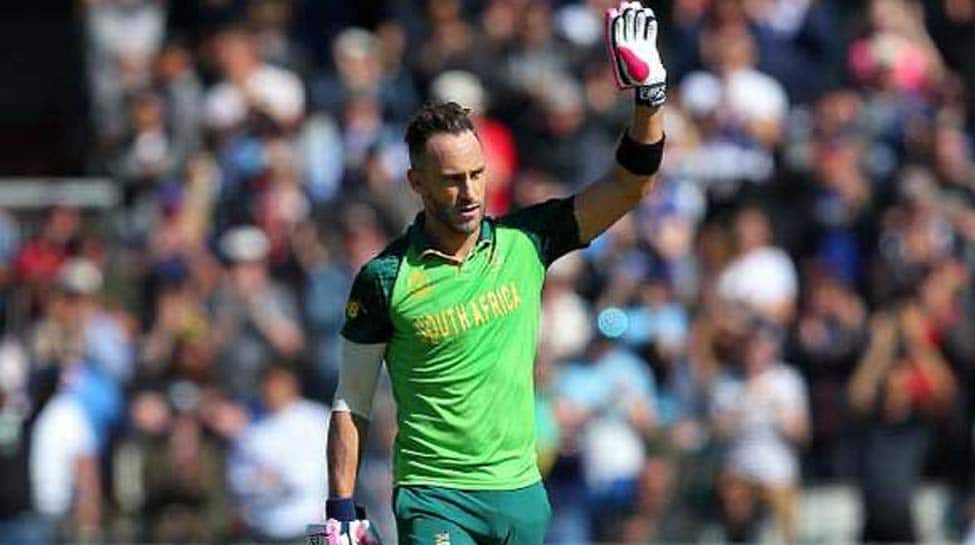 Born July 13, 1984: Faf du Plessis, former South African captain