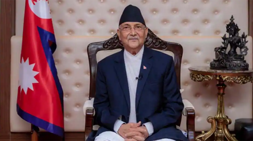 Lord Rama is Nepali, not Indian, real Ayodhya in Nepal, claims PM KP Sharma Oli