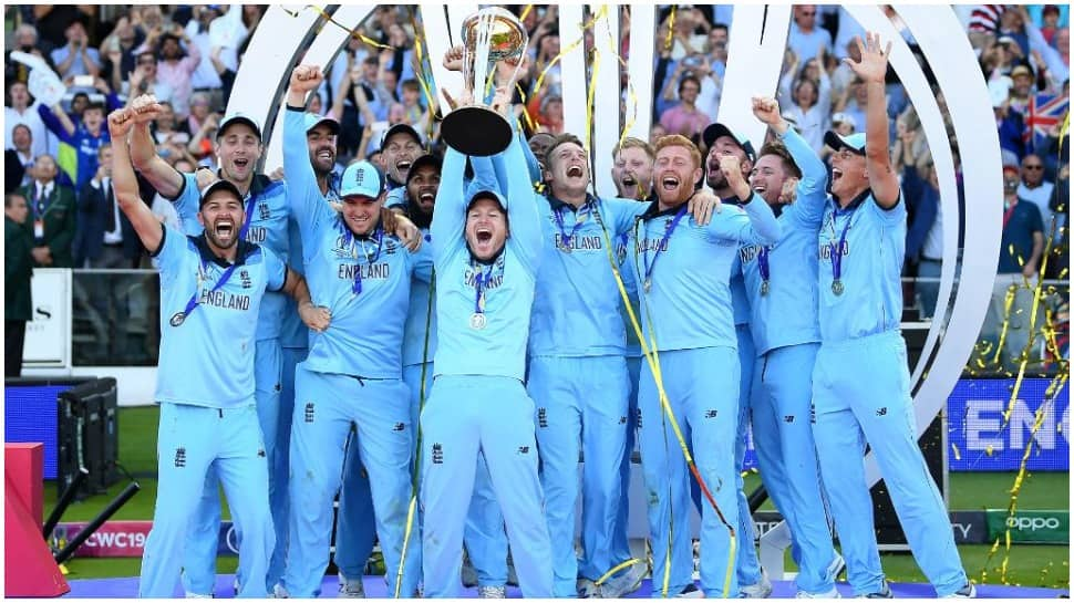 On this day in 2019; England men's cricket team won its maiden ODI World Cup, fans witnessed first-ever super-over in a final