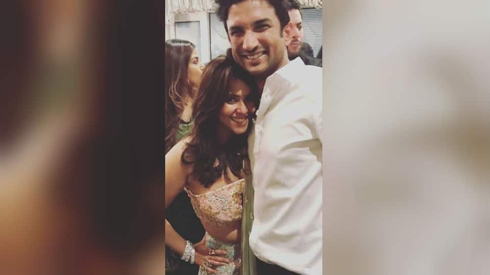Ekta Kapoor remembers Sushant Singh Rajput with happy pics: Love you forever
