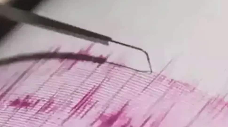4.5 magnitude earthquake hits Rajkot in Gujarat, 4.1 magnitude quake jolts Assam's Karimganj