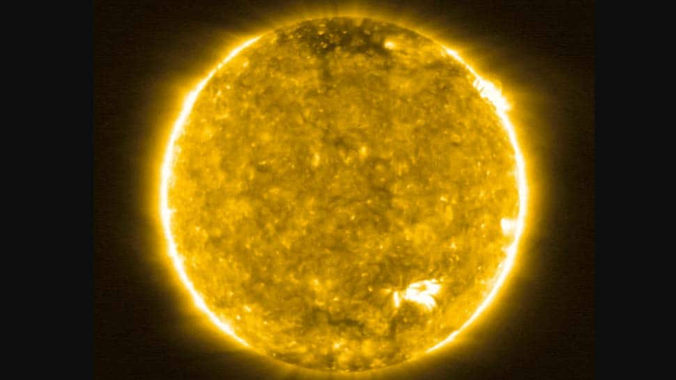 NASA's Solar Orbiter snaps closest pictures of Sun, data hints at solar features never observed in such detail