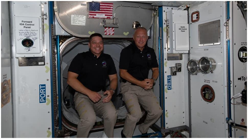 NASA targeting August 2 return of SpaceX's Crew Dragon spacecraft from International Space Station to Earth