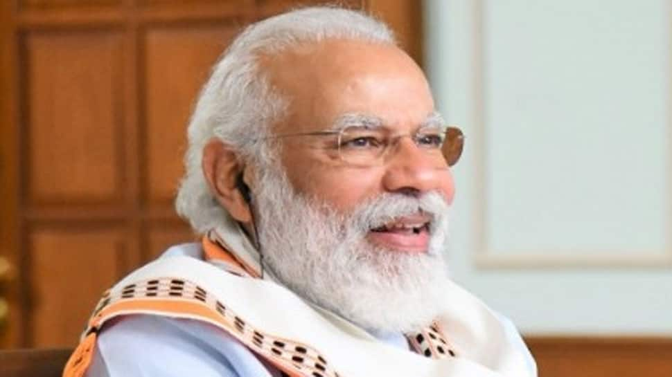 PM Modi interacts with IBM CEO Arvind Krishna, says great time to invest in India