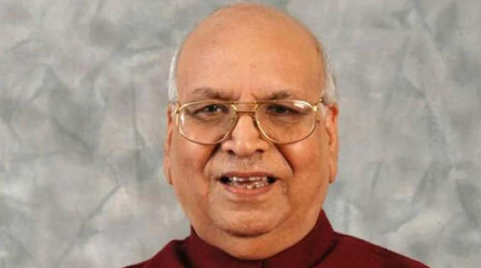 Madhya Pradesh Governor Lalji Tandon dies at 85 | India News ...