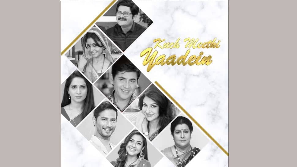 Zee International launches Kuch Meethi Yaadein - TV's favourite actors go down the memory lane